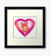 Sailor Chris Framed Print