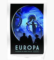 Europa, Reiseplakat Poster