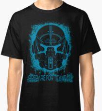 Bereite dich auf Titanfall vor Classic T-Shirt