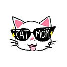 Cat Mom by alyjones