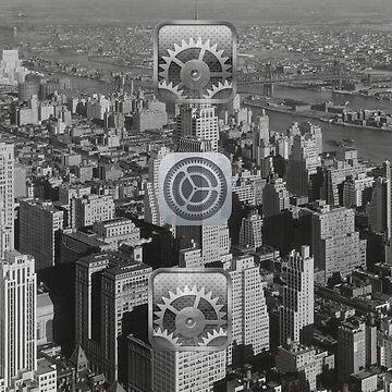 New York Settings by LEGACYS