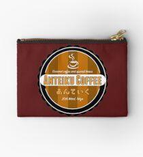 Anteiku Coffee Zipper Pouch