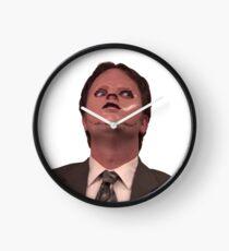 Reloj Dwight Schrute - Máscara para la piel