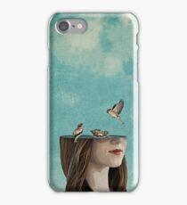 bathers iPhone Case/Skin