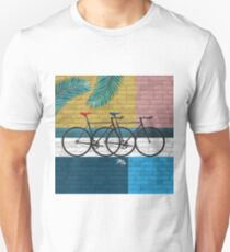 bicycle in composition T-Shirt