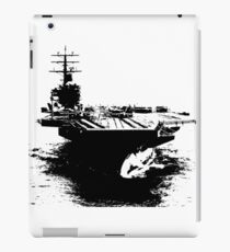 Aircraft Carrier iPad Case/Skin