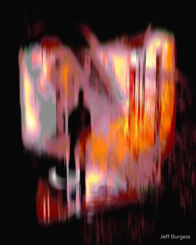Mind Shadow by Jeff Burgess
