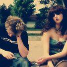 Kat and Derek by tamiam