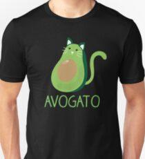 Avogato, Avocadokatze Slim Fit T-Shirt