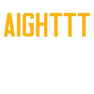 """Aight"" Tennessee Vols Jeremy Pruitt t-shirt by thewildconman"