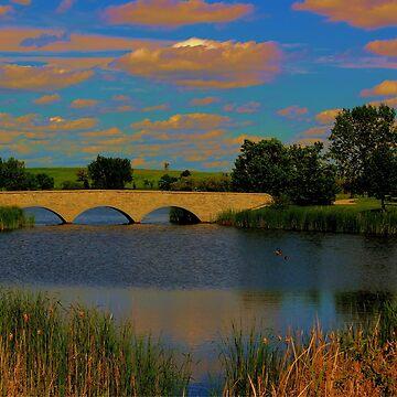 Kilcona Park Bridge by umpa1