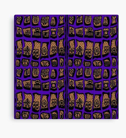 Ultra Violet COTY 2018 Canvas Print