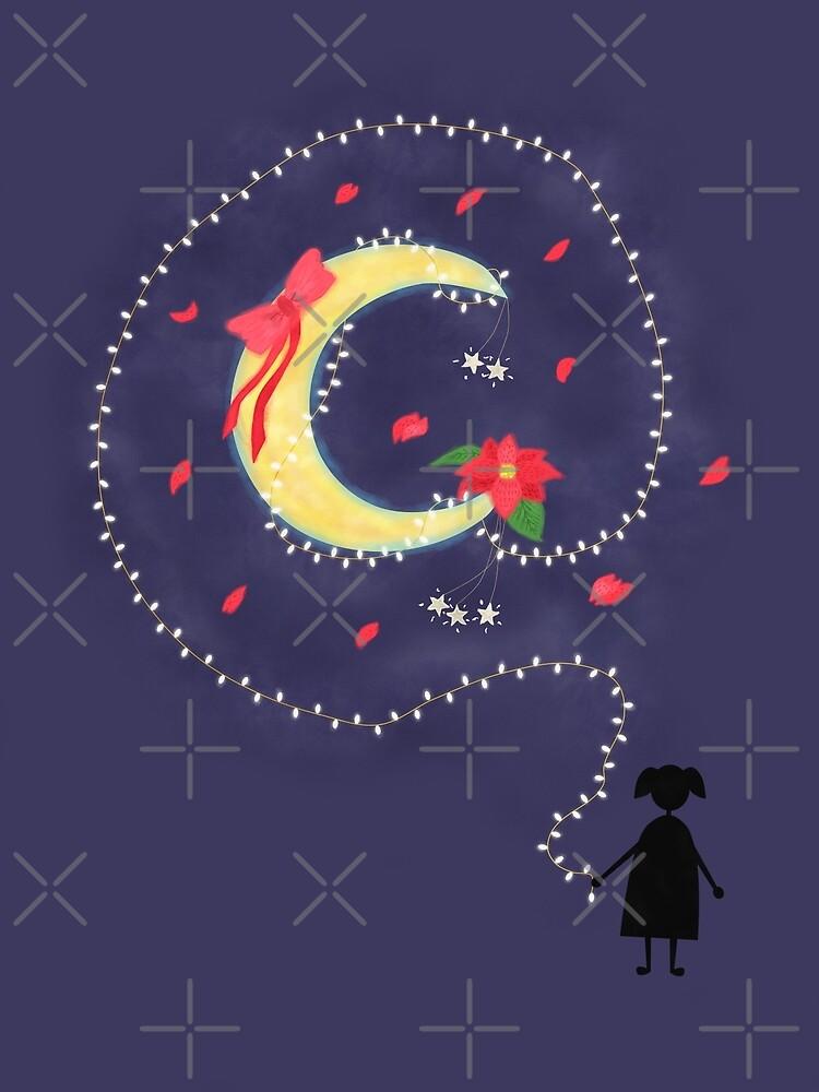 Advent Moon by Alexa Weidinger