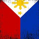 Philippines Flag Pride by EthosWear