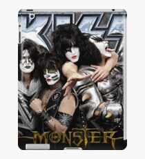 KISS-Monster iPad Case/Skin