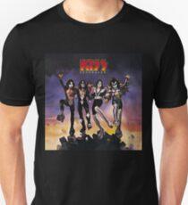 KISS-DESTROYER Unisex T-Shirt
