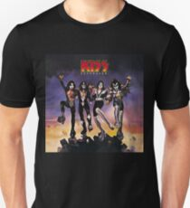 KISS-DESTROYER Unisex T-Shirt