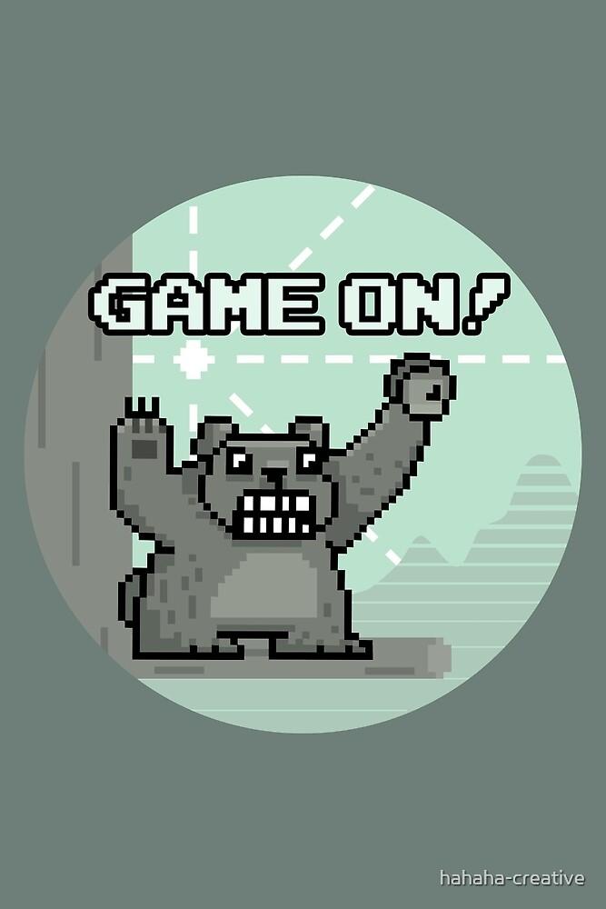 Game on! by hahaha-creative