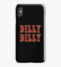Dilly Dilly - San Francisco iPhone Case/Skin