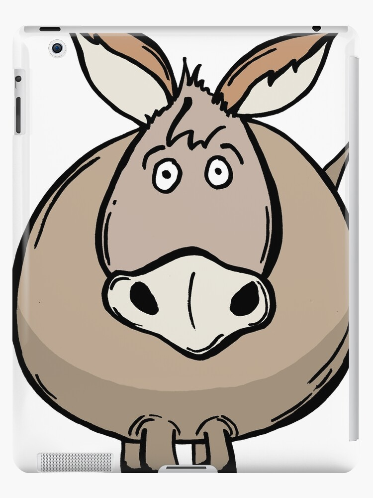 fat donkey ipad cases skins by moderngoldfish redbubble