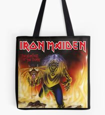 IRON MAIDEN-NUMBER OF THE BEAST Tote Bag