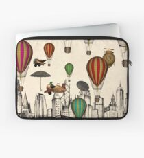 Vintage Old City Laptop Sleeve