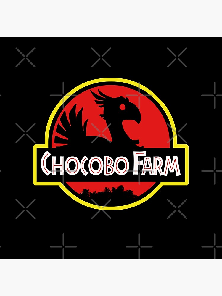 Chocobo Bauernhof von jackleeson