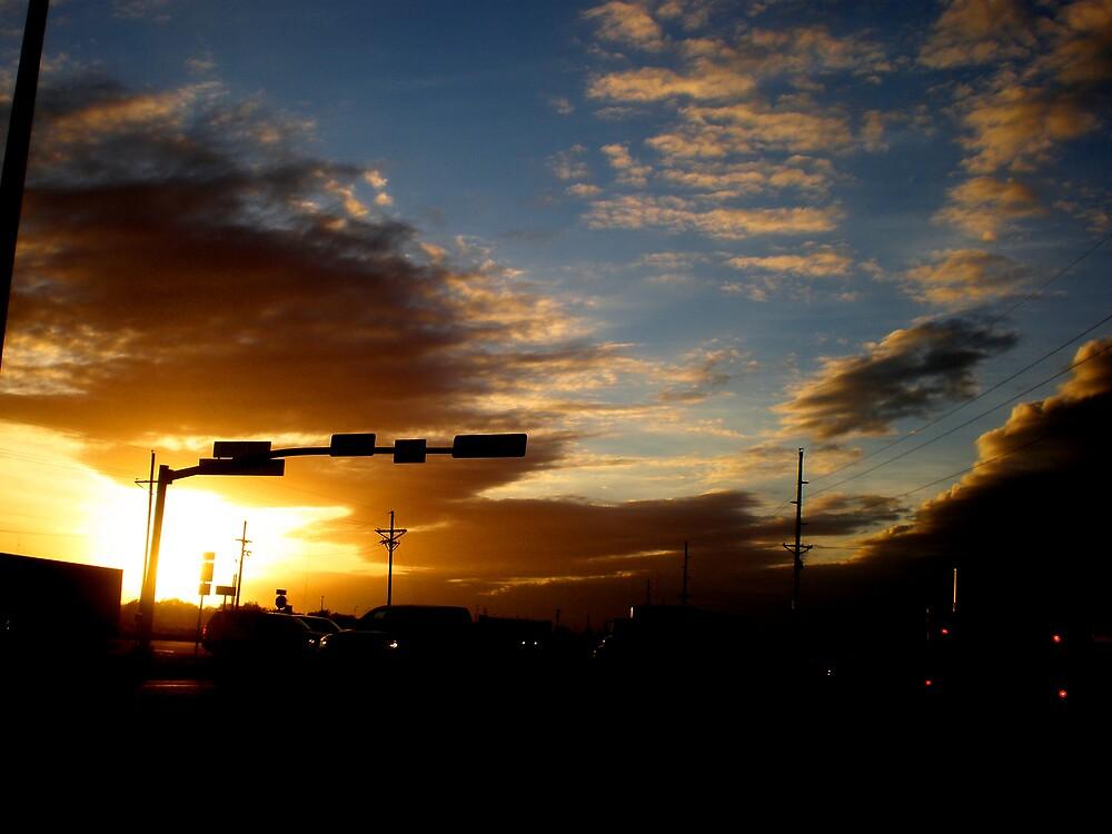 Lubbock Sunset by bigjason56
