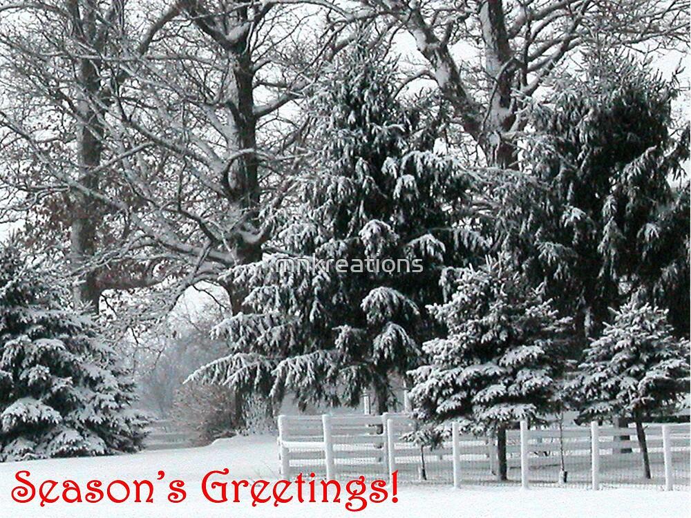 Season's Greetings by mnkreations