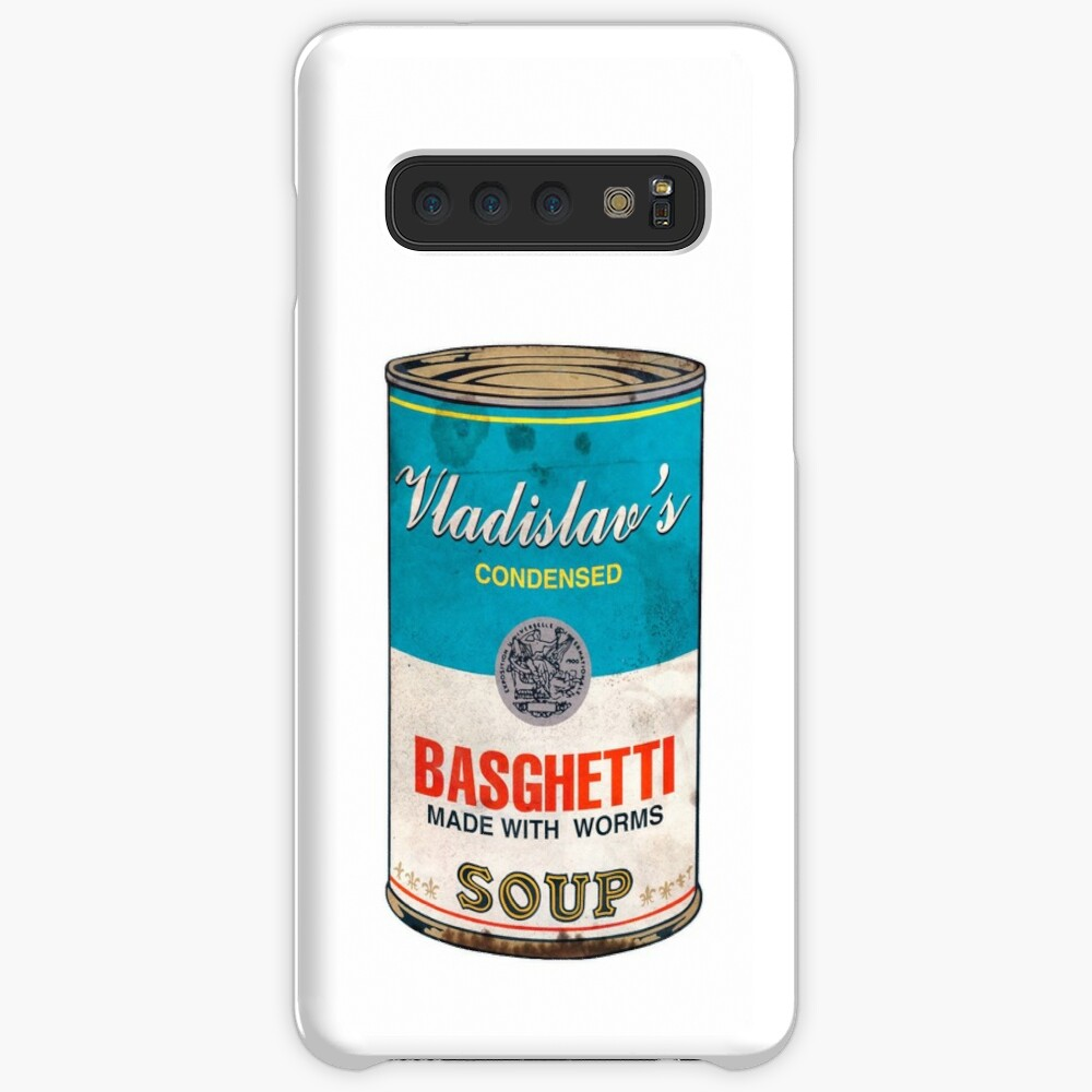 Vladislav's Basghetti, What We Do in the Shadows Case & Skin for Samsung Galaxy