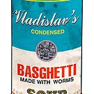 Vladislav's Basghetti, What We Do in the Shadows by Madara Mason