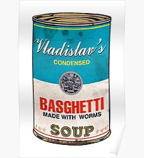 Vladislav's Basghetti, What We Do in the Shadows Poster