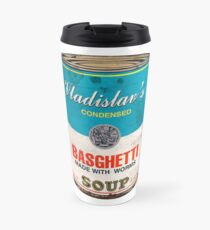 Vladislav's Basghetti, What We Do in the Shadows Travel Mug