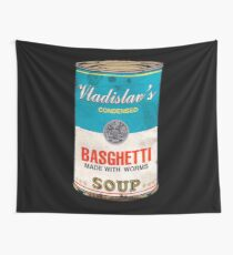 Vladislav's Basghetti, What We Do in the Shadows Wall Tapestry