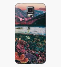 Space coral Case/Skin for Samsung Galaxy
