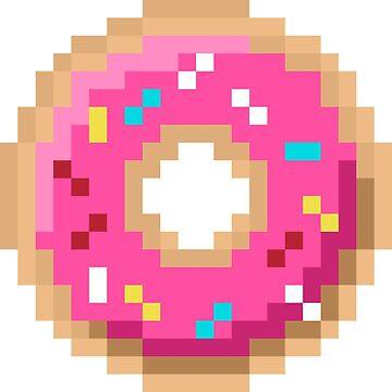 Simpson Donut by brick86