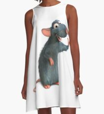 Ratatouille A-Line Dress