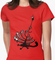Gotcha!! Women's Fitted T-Shirt