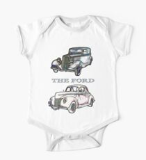 Ford One Piece - Short Sleeve
