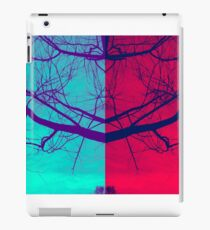Reflection of true colours iPad Case/Skin
