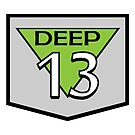 Deep 13 Badge by Wolffdj