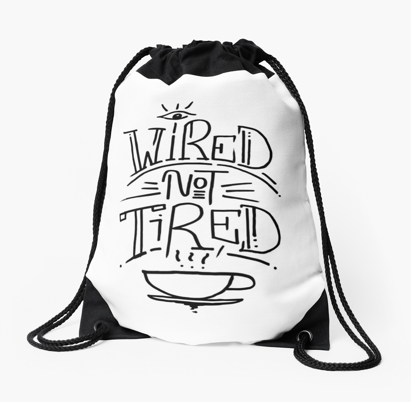 Wired Not Tired - Coffee life\