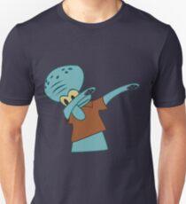 Squidward Dabbing Unisex T-Shirt