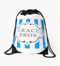 GRACE BROS Drawstring Bag