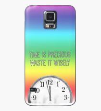 Precious Time Case/Skin for Samsung Galaxy