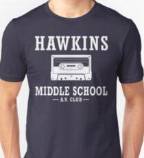 Stranger Things Hawkins Middle School A.V. Club Unisex T-Shirt
