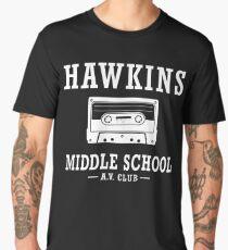 Stranger Things Hawkins Middle School A.V. Club Men's Premium T-Shirt