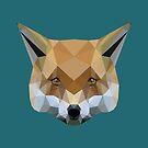 Poly Fox by kuraikyo