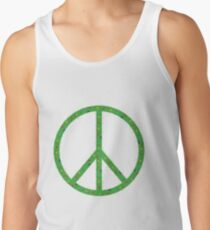 Peace on Earth Men's Tank Top