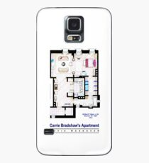 Carrie Bradshaw apt. (Sex and the City movies) Case/Skin for Samsung Galaxy